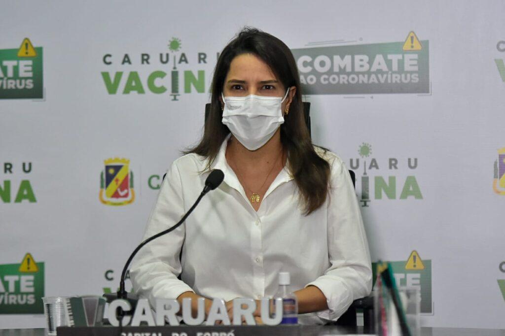 O anúncio foi feito pela prefeita Raquel Lyra (PSDB), em coletiva de imprensa realizada na tarde desta sexta-feira (19).